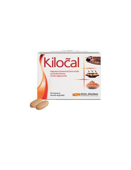 KILOCAL INTEG DIET 20CPR