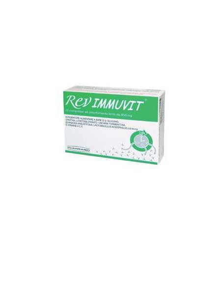 REV IMMUVIT INTEG 20CPR 17G