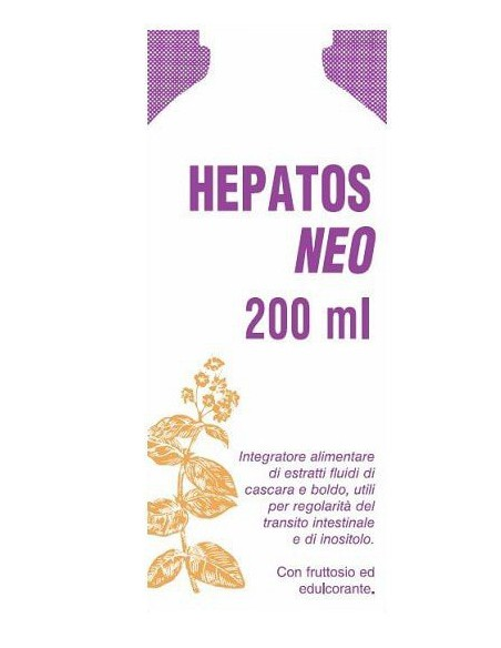 HEPATOS NEO FL 200ML
