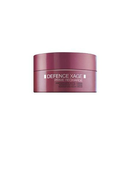 DEFENCE XAGE PRIME RECHARGE NOTTE 50 ml