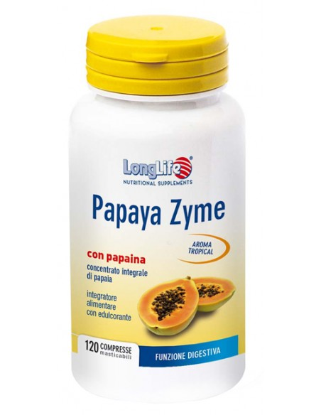 PAPAYA ZYME 100TAV LONG LIFE