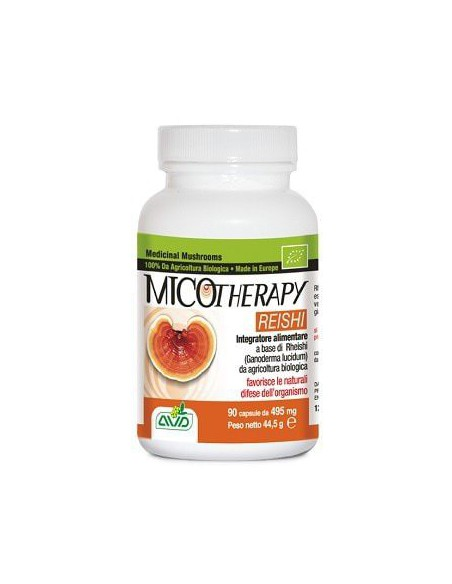 MICOTHERAPY REISHI 30CPS