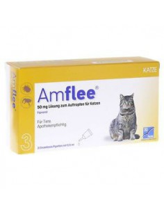 AMFLEE SPOT ON 3 Pipette Gatti