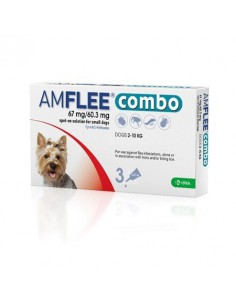 AMFLEE COMBO 3 Pipette 2-10 Kg