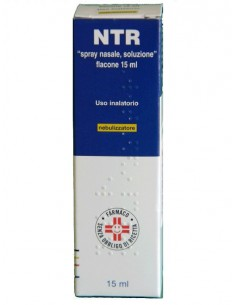 NTR Spray nasale 15 ml...
