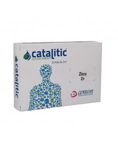 CATALITIC ZINCO 20 fiale UNDA