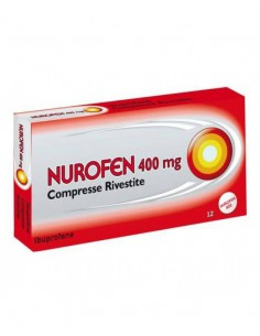 NUROFEN 400 mg 12 compresse