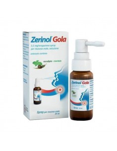 ZERINOL GOLA SPRAY 20 ml