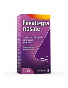 FEXALLEGRA SPRAY ANTIALLERGICO