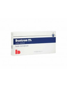 BRUNICROM COLLIRIO MONODOSE 0,3ML 2%