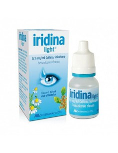 IRIDINA LIGHT*GTT 10ML 0,01%