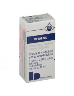 OFTALMIL COLLIRIO 10 ml