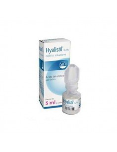 HYALISTIL COLLIRIO 5 ml 0,2%