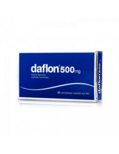 DAFLON 30 compresse 500 mg