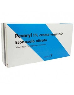 PEVARYL CREMA VAGINALE 78 g 16 applicatori