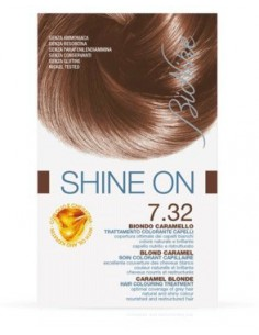 BIONIKE SHINE ON 7.32  BIONDO CARAMELLO