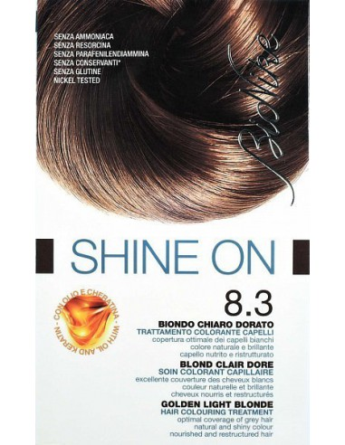 SHINE ON 8.3 BIONDO DO