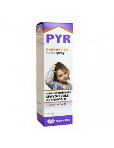 PYR PREVENTIVO PIDOCCHI SPRAY 125 ml