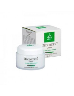 DECORTIL-C CREMA P-SENS  50 ml