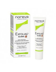 EXFOLIAC GLOBAL 6 CREMA 30 ml