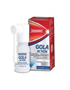 GOLA ACTION SPRAY 10 ml