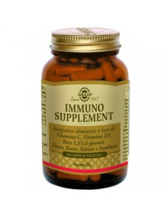 IMMUNO SUPPLEMENT 60 capsule