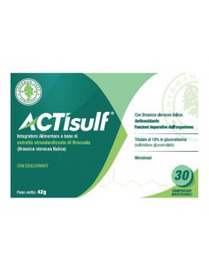 ACTISULF 600 mg compresse