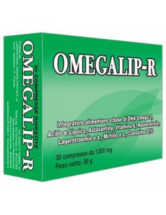 OMEGALIP-R 30 compresse