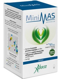 MINIMAS ADVANCED 50 opercoli