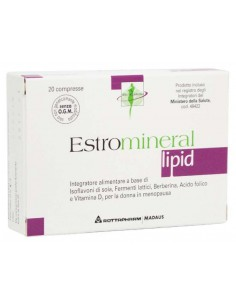 ESTROMINERAL LIPID 20 compresse