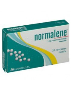 NORMALENE 5 mg 20 compresse
