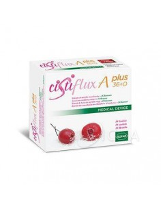 CISTIFLUX A PLUS 36+D bustine