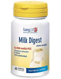 LONGLIFE MILK DIGEST 60...