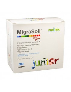 MIGRASOLL JUNIOR 30 bustine
