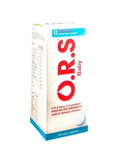 ORS BABY COLA 12 compresse