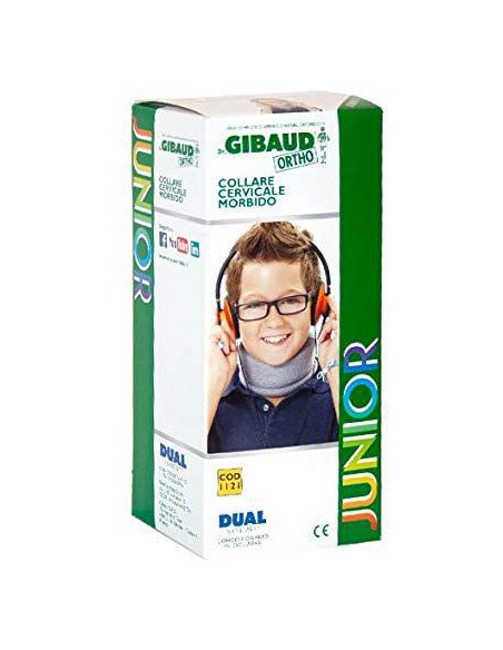 GIBAUD ORTHO COLLARE CERVICALE JUNIOR