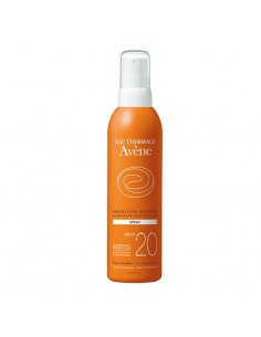 AVENE SOLARE SPRAY 20 200 ml