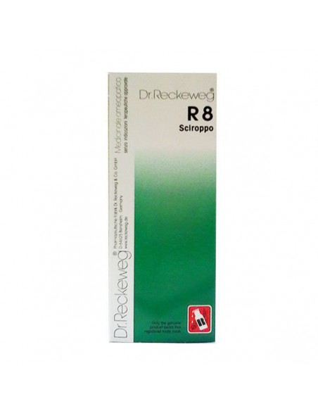 RECKEWEG R8 SCIROPPO 150 ml