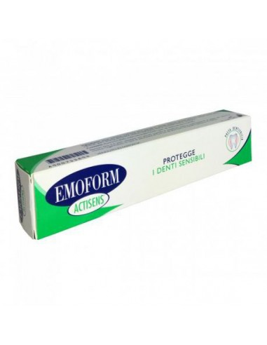 EMOFORM ACTISENS DENTIFRICIO 75 ml