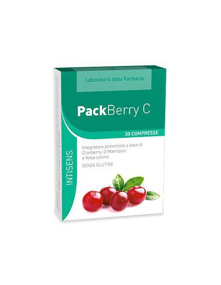 LDF PACKBERRY C 30 compresse