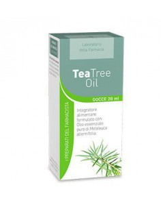 LDF TEA TREE OIL gocce 20 ml