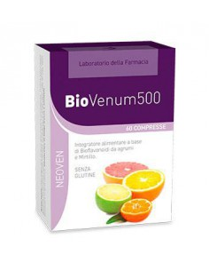 LDF BIOVENUM 500 60 compresse