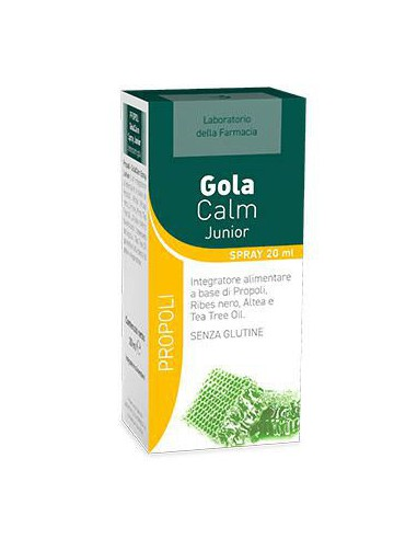 LDF GOLACALM SPRAY JUNIOR 20 ml