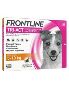FRONTLINE TRI-ACT 5-10 Kg 3...