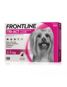 FRONTLINE TRI-ACT 2-5 Kg 3...