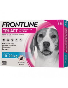 FRONTLINE TRI-ACT 10-20 Kg...