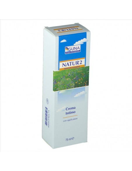 NATUR 2 CREMA VAGINALE 75 ml