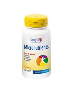 LONGLIFE MICRONUTRIENTS 100...