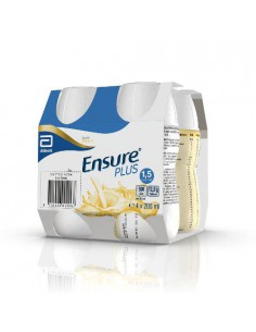 ENSURE PLUS Banana 4 x 200 ml