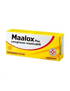 MAALOX PLUS 30 compresse...